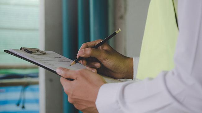 NJQSAC Facilities Preparation Audit